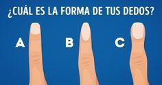 Qué dice detilaforma detus dedos