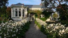 Archer House, Westport, New Zealand.