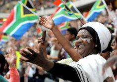 Gallery: Cape Town pays tribute to Madiba Nelson Mandela, Cape Town, South Africa, Crowd, Spirit, Memories, Times, News, Gallery