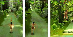 Tarzan Unleashed - новая игра на андроид, скачать новую игру для андроид: http://black-android.ru/novye-igry-na-android/406-tarzan-unleashed.html
