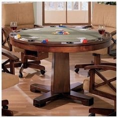 Product Information  Original Price: 2,768.20  3 in 1 Round Bumper Pool Poker…