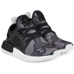 4378691de Adidas Originals NMD XR1 Sneakers ( 209) ❤ liked on Polyvore featuring  shoes