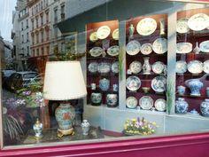 Paris reflection