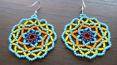 How To Make Colourful Summery Earrings - DIY Style Tutorial - Guidecentral