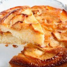 #Torta di #mele senza farina http://www.tribugolosa.com/ricetta-68370-torta-di-mele-senza-farina.htm