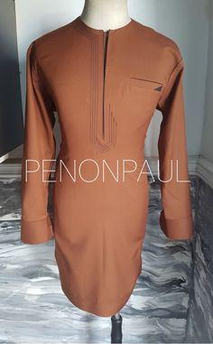 Penonpaul Latest African Men Fashion, African Wear Styles For Men, African Shirts For Men, Nigerian Men Fashion, African Dresses Men, African Attire For Men, African Clothing For Men, Mens Clothing Styles, Designer Suits For Men