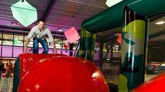Actief bij de Avontuurfabriek in Loosdrecht! 035-5828000