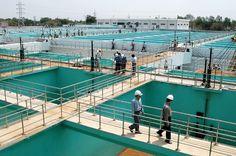 Hà Nội chi hơn 8.000 tỷ đồng xây hai nhà máy nước - Tiền Phong