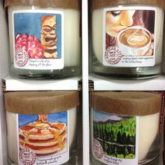 New scents by Root Candles - I'm Just Sayin... at Broadway & Waterloo in Edmond, OK Open till 6 pm!