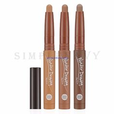 holika holika wonder drawing big brow g color quick n easy