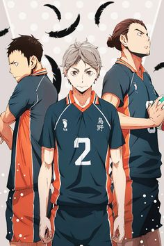 Manga Anime, Bts Anime, Manga Haikyuu, Comic Anime, Haikyuu Fanart, Anime Guys, Haikyuu Funny, Haikyuu Ships, Daichi Sawamura