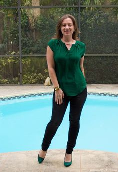 #stitchfix @stitchfix stitch fix https://www.stitchfix.com/referral/3590654 Stitch Fix - January 2016 - Jeans and a Tank Top