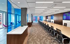 Nixon Peabody LLP, worked with architect, Perkins+Will, to specify our FSC ® certified rift and quarter sawn select grade white oak flooring for their modern, sustainable Washington, DC office.