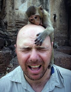 Karl Pilkington (television personality, presenter, social commentator and actor in The Ricky Gervais Show, Life's Too Short, and An Idiot Abroad) I Love To Laugh, Make Me Smile, Ricky Gervais Show, Karl Pilkington, Rick Y, Ppr, Tv Actors, Reality Tv, Best Tv