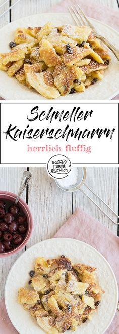 Ein guter Kaiserschmarrn ist echtes Soulfood: fluffig und karamellisiert, weich und süß. Kaiserschmarrn sorgt nicht nur für gute Laune, sondern weckt Berghütten-Feeling.
