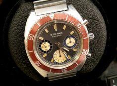 Eterna Chronograph Valjoux 72