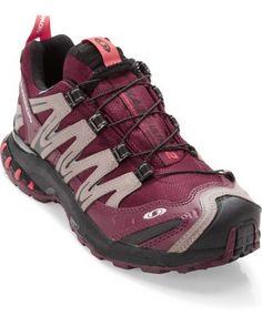 Salomon XA Pro 3D Ultra CS WP Trail-Running Shoes - Women's