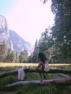 forests, mountain, back doors, hippie, national parks
