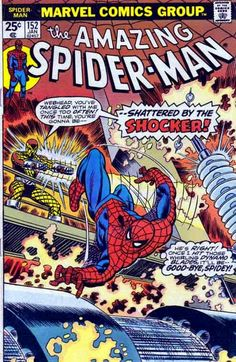Spiderman vs Shocker