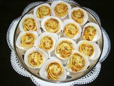 Gevulde pannenkoeken met gehakt