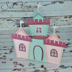 Miss Pinks Craft Spot: Sweet Home   #WWYS83