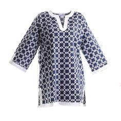 Welcome to Blε - Ble Resort Collection Shirt Outfit, Tunics, Blouses, Blue And White, Tunic Tops, Shirts, Color, Shopping, Collection