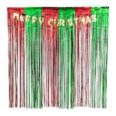 Christmas Party Backdrop, Christmas Pajama Party, Christmas Party Ideas For Teens, Christmas Birthday Party, Grinch Party, Christmas Backdrops, Christmas Fun, Christmas Colors, Diy Christmas Party Decorations