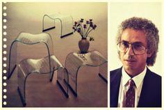 Onda pouf, design Vittorio Livi, 1973. #Fiam #VittorioLivi #Onda #pouf #madeinitaly #furniture #glass #interiordesign #design  www.fiamitalia.it/