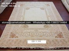 handmade wool silk carpet  #carpet#rug#persiancarpet#persianrug#handmadecarpet#handmaderug