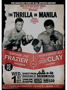 Kickboxing, Muay Thai, Jiu Jitsu, Boxe Fitness, Boxe Fight, Boxe Mma, Sports Illustrated, Thrilla In Manila, Combat Boxe