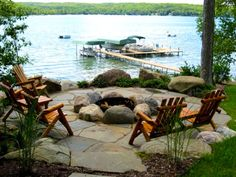 Cool DIY & backyard fire pit ideas with comfy seating area design.easy & cheap outdoor, patio, garden & in ground fire pi . - CLICK PIN for Various Patio Ideas, Patio Furniture and other Perfect Patio Inspiration. Fire Pit Seating, Backyard Seating, Backyard Landscaping, Seating Areas, Landscaping Design, Backyard Patio, Fire Pit Landscaping Ideas, Inexpensive Landscaping, Natural Landscaping