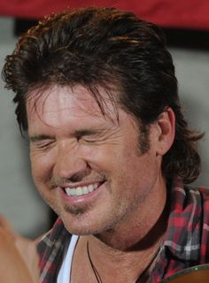 Billy Ray Cyrus - Billy Ray Cyrus Hosts Military Families At His Farm For TV Special