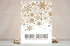 Sophisticated Snow by Pistols on Minted.com