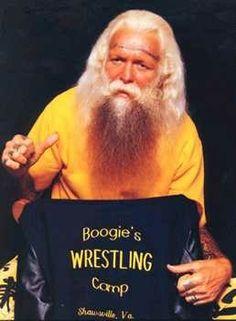 The Boogie woogie Man-Jimmy Valiant Nwa Wrestling, Wrestling Stars, Wwf Superstars, Wrestling Superstars, The Boogie, Lucha Underground, Wwe Tna, True Legend, Boogie Woogie