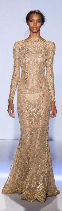 Zuhair Murad - Haute Couture -- Style Inspiration Lookbook. Outfits. Fashion. Style. Indie. Cool. Chic. Tomboy chic. Classic. Vintage. Alternative. Prep. Urban chic. Primping. Selfies. Confidence. Dress Envy. Beauty. Denim. Layering. Feminine. Iconic. Tattoos. Piercings. Dainty. Sexy. Bombshell. Curvy. Heroin chic. Models. Posing. Leather. Textures. Sun Kissed. Basics. Slim. Fit. Colors. Patterns. Mixing. Tall. Petite. Spice. Swag. Tailored. Icons.
