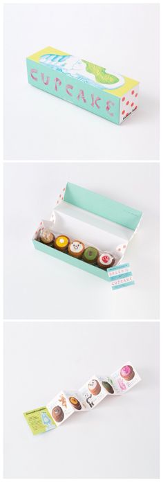 Cupcake from Japan