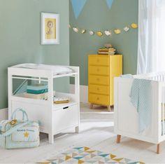 Séléction déco colorée pour une chambre d'enfant