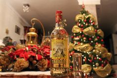 Let's drink Tapatío in Christmas and New Years Eve!
