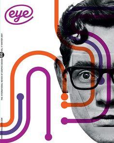 Eye Magazine cover design