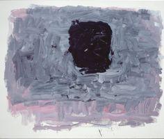 Philip Guston - Portrait II, 1965