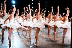 New York City Ballet in Balanchine's Symphony in C