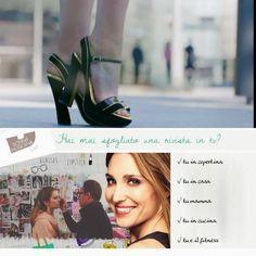 Riconoscete i sandali che indossa ai piedi Lucilla Agosti nella sigla di Donna Moderna Live?  Scopriteli su chirullishop.com: http://bit.ly/1LJg9As