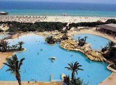 Sahara Beach Hotel, Monastir, Tunisia not long 35 weeks till we get there