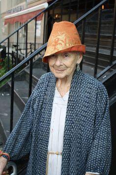 Damas  con un montón de estilo que destruyen el mito de que las mujeres mayores no tienen interés en lucir sofisticadas.