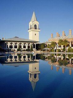 Topkapi Palace Hotel, Aksu, Turkey