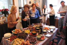 food traditions of rosh hashanah