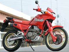 Honda Dominator 650 NX