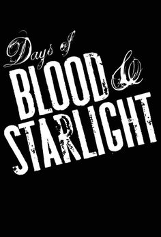 DAYS OF BLOOD AND STARLIGHT by Laini Taylor. Possible release date of Nov. 6th, 2012. I'll be melted in a puddle of goo til then.