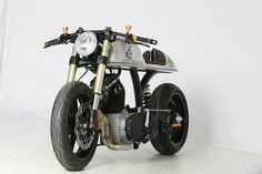 BAC #3 Cafe Racer by Black Ace customs #motorcycles #caferacer #motos | caferacerpasion.com