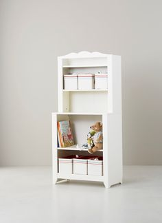 HENSVIK. Practical extra storage for all kinds of toys.
